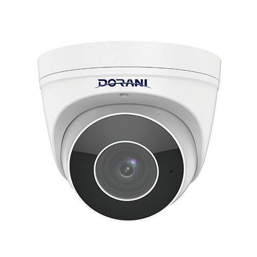 5MP IP 2.8-12mm Motorised Lens Starlight Turret Security Camera
