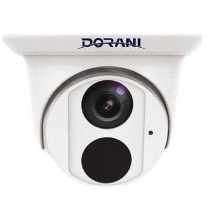 5MP Starlight Turret Security Camera