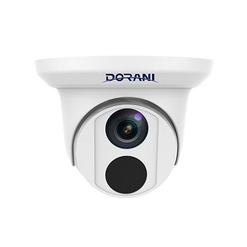 8MP Fixed Turret Security Camera