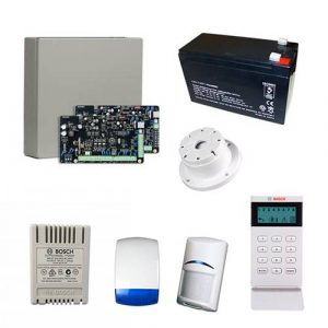 Bosch Solution 2000 Alarm System + No Detector Kit