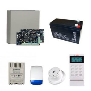 Bosch Solution 3000 Alarm System + No Detector Kit