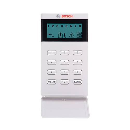 Bosch 2000/3000 Alarm System Icon Keypad