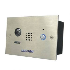 Flush 700 Mount Door for Video Intercom System
