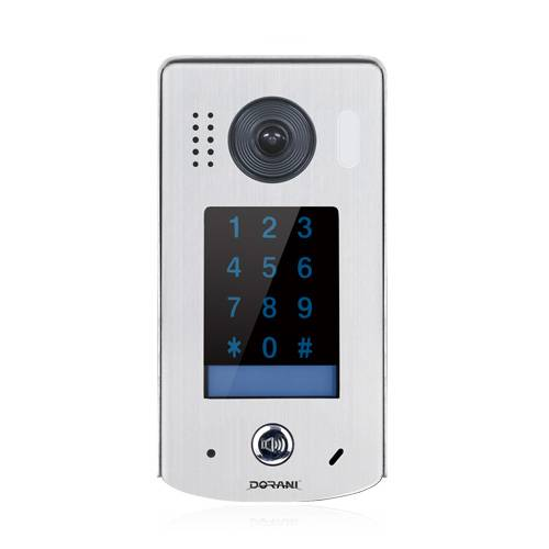 Surface Keypad Door for Video Intercom System
