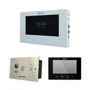 Dorani Flush 700 Series Video Intercom System