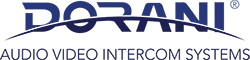 Welcome to Dorani – Video Intercoms | Audio Intercoms | Apartment Intercoms | C5 Intercoms Systems | Cameras
