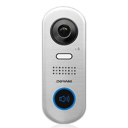 Slimline Surface Door for Video Intercom System