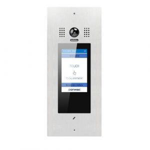 C10 TCP/IP Flush Apartment Door Station for Video Intercom Systems