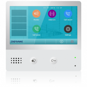 Dorani C10 TCP / IP Apartment Video Intercom System