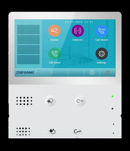 Dorani C10 TCP / IP Apartment Video Intercom System